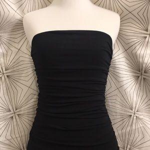 Express Black Mini Dress